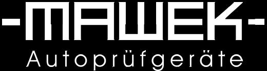 -MAWEK- Autoprüfgeräte GmbH-Logo
