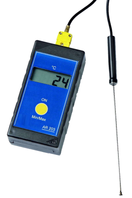 AR203 Digital Thermometer
