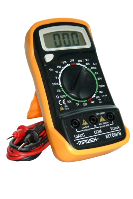 MT09S Multimeter